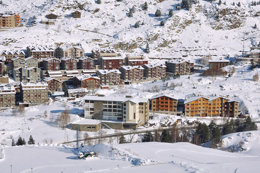 Winter in Andorra – Snow is here